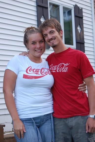 Pam & Will Coca Cola